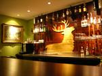 Bar und Rückbuffet